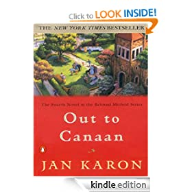 Out to Canaan: Mitford Series, Book 4