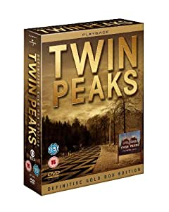 TWIN PEAKS DEFINITIVE GOLD BOX EDITION [UK Import]