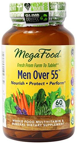 Hommes de MegaFood plus de comprimés
