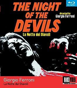 Night of the Devils [Blu-ray]