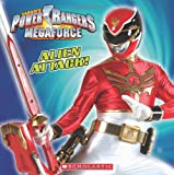 Power Rangers Megaforce: Alien Attack!: Dark Experiment