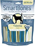 Smart Bone Functional Sticks 16 Count Calming Dog Chews
