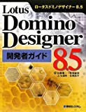 Lotus Domino Designer 8.5開発者ガイド