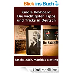 Kindle Keyboard - Tipps und Tricks