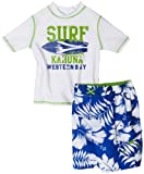 Carter's Boys 2-7 Surf Kahuna Rash Set