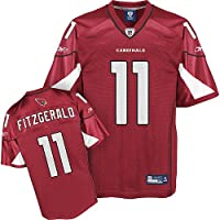 Reebok Arizona Cardinals Larry Fitzgerald Youth Replica Jersey from Reebok