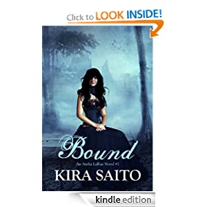 Bound, An Arelia LaRue Novel #1 YA Paranormal Romance (The Arelia LaRue Series)