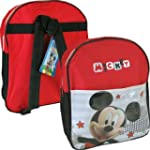Mickey Mouse Clubhouse Sac � Dos Roug...
