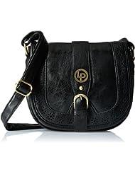 Lino Perros Women's Handbag (Black) - B01H1YNP2M