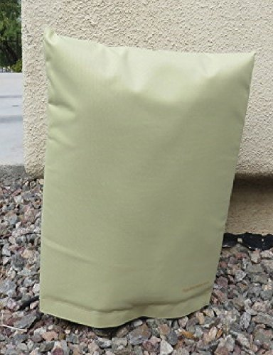 PipeWarmers Industrial Grade Insulated Pouch for Backflow Freeze Protection. Waterproof PVC Coated Insulated Pouches for Outdoor Irrigation Systems, Backflow System Cover (Freeze Pouch compare prices)