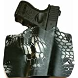Kryptek Typhon Kydex Outside Waistband (OWB) Holsters for 120 plus pistols. Left , Right & Speed Clips available.