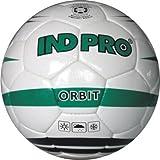 Indpro Unisex Orbit Football 5 Black Green