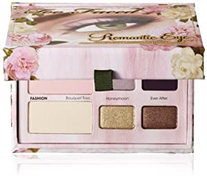 Too Faced Cosmetics, Romantic Eye Palette, 0.39 Ounce from Too Faced