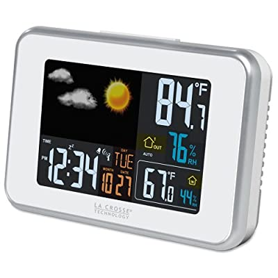 La Crosse Technology Wireless Color Weather Station with Forecast by LaCrosse Technology