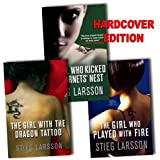 Stieg Larsson Millennium Trilogy Collection 3 Books Set Pack RRP: �50.97 (Stieg Larsson Trilogy) (Stieg Larsson Collection) (The Girl Who Played with Fire, The Girl Who Kicked the Hornets Nest, The Girl with the Dragon Tattoo)by Stieg Larsson