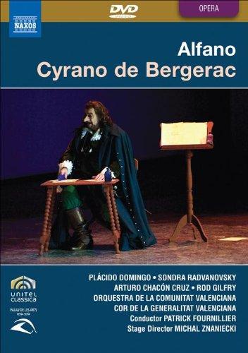 アルファーノ: 歌劇「シラノ・ド・ベルジュラック」 4 幕のオペラ [DVD]