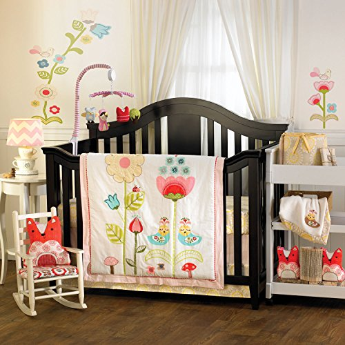 Lolli Living Scarlet Crib Set