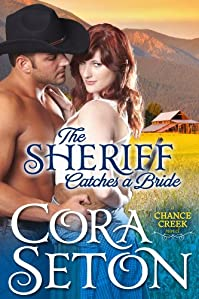 (FREE on 11/25) The Sheriff Catches A Bride by Cora Seton - http://eBooksHabit.com