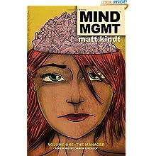 MIND MGMT Volume 1 - Matt Kindt