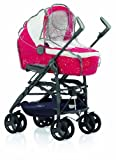 Inglesina Rain Cover for Zippy or Avio Pram