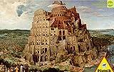 Piatnik Tower Of Babel Jigsaw Puzzle 1000Pc
