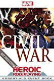 Marvel Heroic Roleplaying: Civil War Event Book Essentials