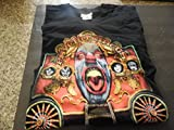 Kiss Psycho Circus Black T-shirt Never Worn XXL 100 Cotton