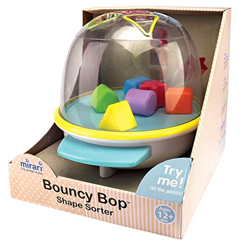 Mirari Bouncy Bop Shape Sorter - 1