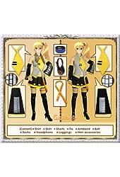 Vocaloid - Akita Neru Cosplay Costume [Deluxe Set]