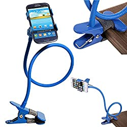 DMG Universal Flexible Long Arm Mobile Phone Holder Stand for Apple iPhone/Samsung/Android Mobiles(Color May Vary)