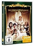 DVD Cover 'Die zertanzten Schuhe - DDR TV-Archiv