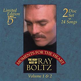 Cover image of song Here Comes A Miracle by Ray Boltz