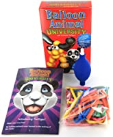 Learn to Make Balloon Animals Starter Kit - Balloon Animal University by Imagination Overdrive, Inc.