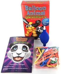 Learn to Make Balloon Animals Starter Kit - Balloon Animal University by Imagination Overdrive, Inc.