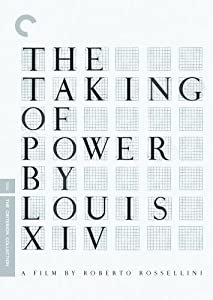 Taking of Power By Louis XIV
