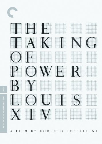 Cover art for  The Taking of Power by Louis XIV (The Criterion Collection)
