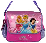 Disney Princess Messenger Bag ~ Snow White, Sleeping Beauty & Cinderella