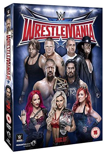 WWE: WrestleMania 32 [DVD] [Edizione: Regno Unito]