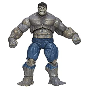 Marvel Universe Series 5 Action Figure #21 Hulk (Gray) 3.75 Inch