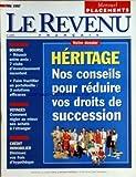 REVENU FRANCAIS