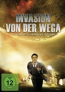 Invasion von der Wega - Die komplette deutsche Fassung (20 Folgen, remastered, deutsche & englische Sprachfassung, Digipak) [6 DVDs]
