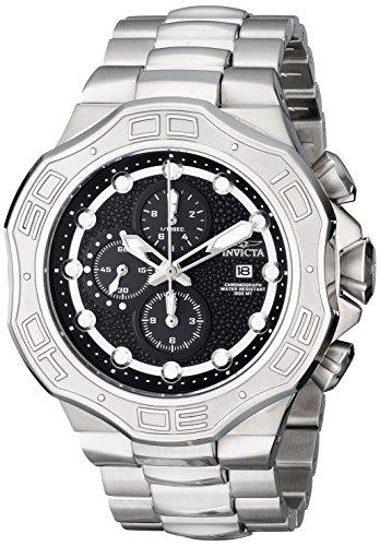 "Invicta Men'S 12427 ""Dna Chronograph"" Stainless Steel Bracelet Watch"