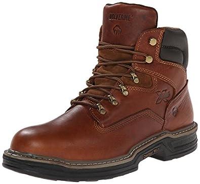 Wolverine Men's W02421 Raider Boot, Brown, 7 M US