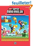 New Super Mario Bros Wii (piano solo) --- Piano - Various --- Alfred Publishing