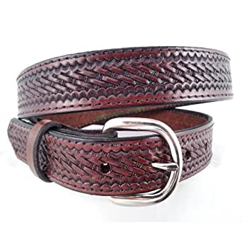 santa fe leather co s 525 belt grain bridle