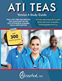 img - for ATI TEAS Study Guide Version 6: TEAS 6 Test Prep and Practice Test Questions for the Test of Essential Academic Skills, Sixth Edition book / textbook / text book