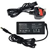 Brand New Laptop Charger / AC Adapter / Power Cord for HP Omnibook 300 400 425 500 600 600C 600CT 800 800CT 2000 5000 5500 5700 5700CT 5700CTS Series