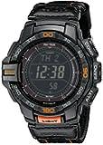 Casio Mens PRG-270B-1CR Pro Trek Aviator Digital Display Quartz Black Watch