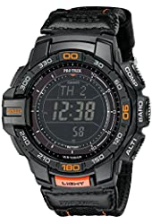 Casio Men's PRG-270B-1CR PRO TREK Aviator Black Watch