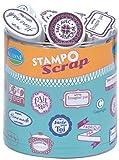 Aladine - 03724 - Tampon À Imprimer - Stampo - Scrap - Fait Main...